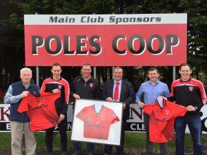 Poles Co-op Main Sponsors