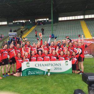 All-Ireland Féile Champions 2016!