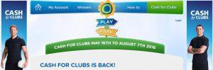 Topaz Cash for Clubs 2016