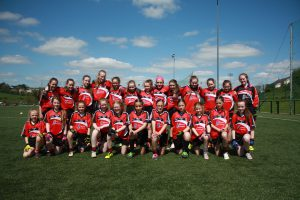 Under-12 Girls Autumn League