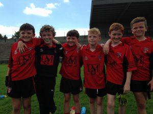 U10 Community Games Ulster Champions!