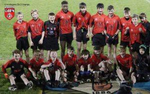 Under 14 Div 2 County Champions!!