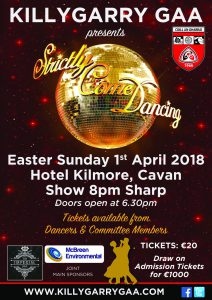 Killygarry Strictly Come Dancing
