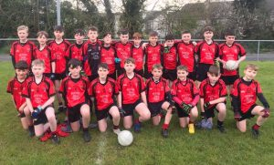 U13 Boys start their 2019 League campaign