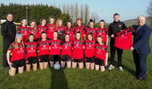U16 Girls qualify for League Semi-final