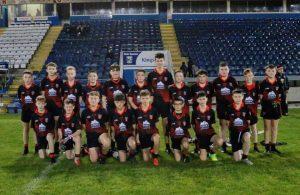 U13s put up brave fight in Div 5 Championship Final