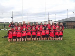 Hard luck ladies – you did us proud