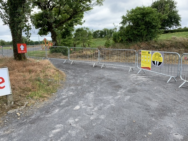 Our Walking Track reopens