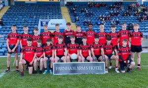 Congrats to our U17 Div 2 Champions 2020