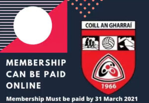 Club Membership 2021